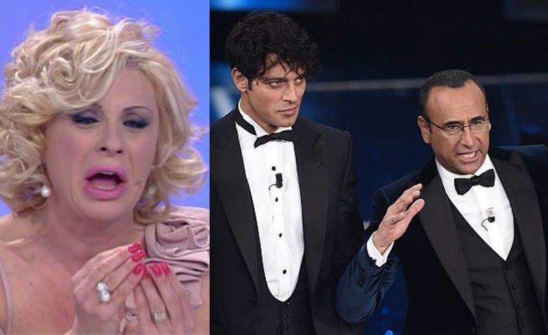 Tina Cipollari commenta il Festival di Sanremo (VIDEO) | BitchyF