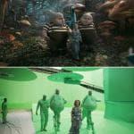 film effetto speciale prima e dopo