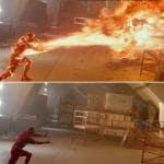 film effetto speciale prima e dopo 3