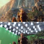 film effetto speciale prima e dopo 6