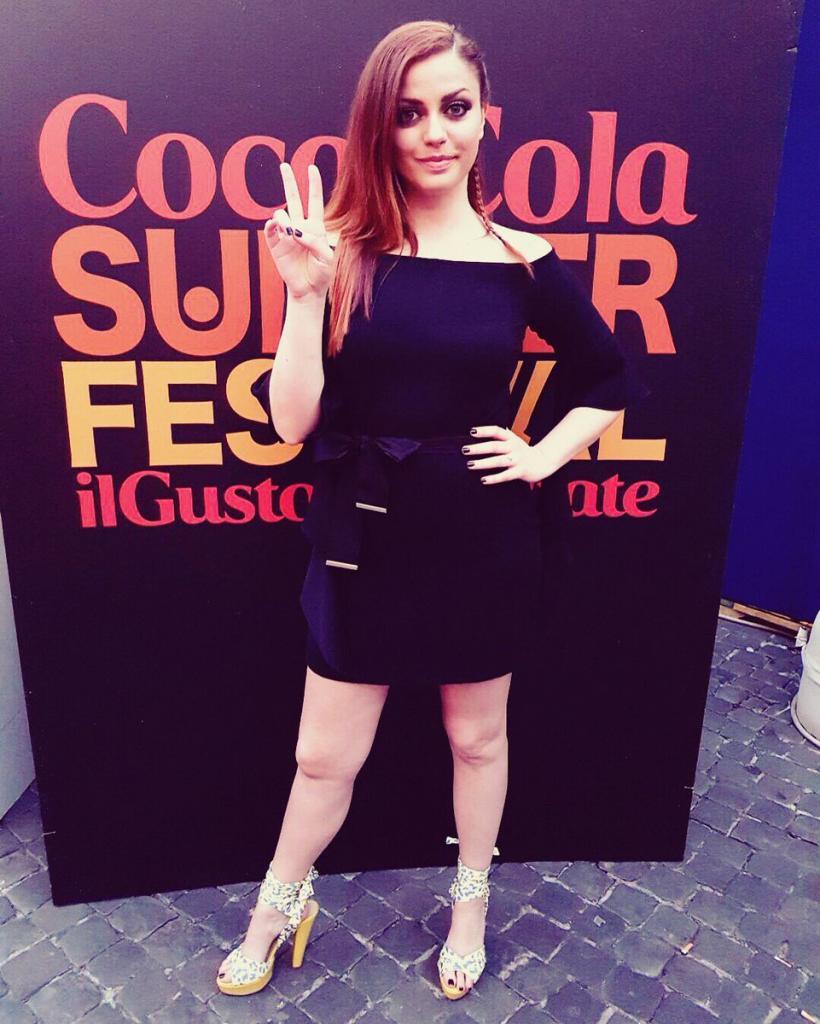 Annalisa Coca Cola Summer Festival