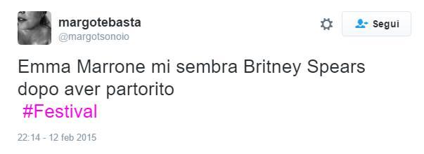 Britney Spears Emma Marrone (2)