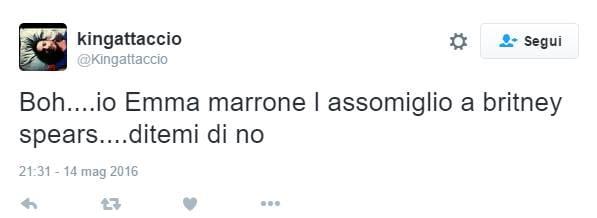 Britney Spears Emma Marrone (5)