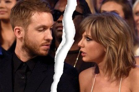 Calvin Harris e Taylor Swift