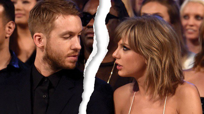 Calvin Harris e Taylor Swift