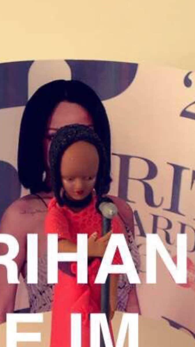 Rihanna: la torta di compleanno ispirata a lei più brutta del