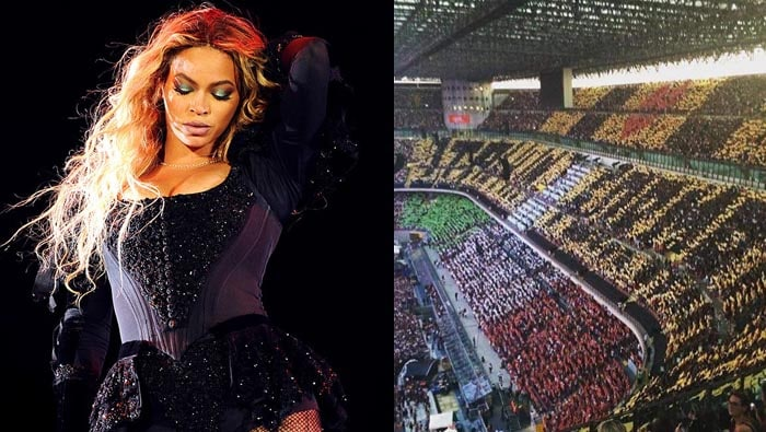Beyonce-milano