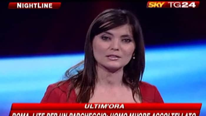 Letizia Leviti 2 morta anni video sky tg