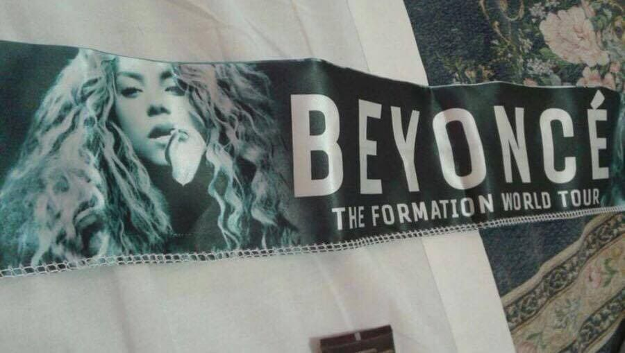 beyonce formation tour shakira