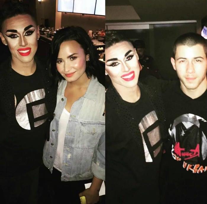 nick-jonas-drag-queen-demi-lovato