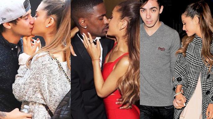 Ariana Grande fidanzati