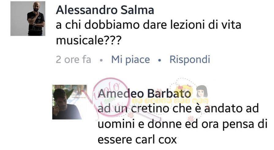 amedeo barbato offende deejay andrea damante (1)