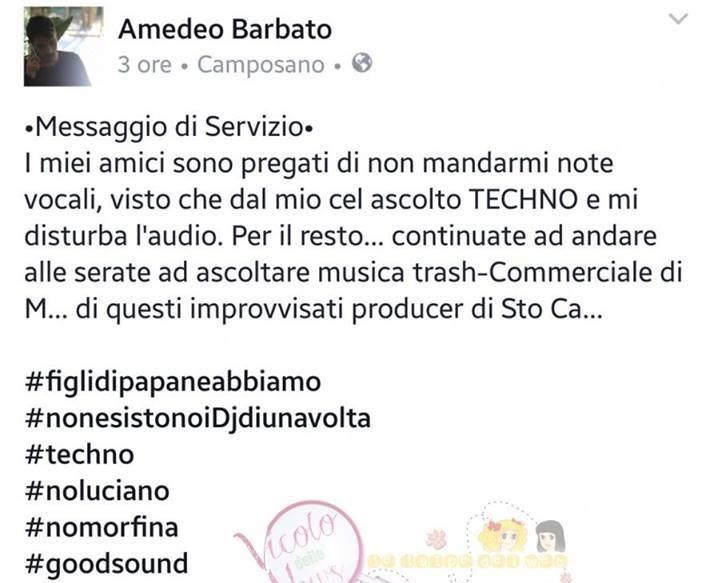 amedeo barbato offende deejay andrea damante (3)