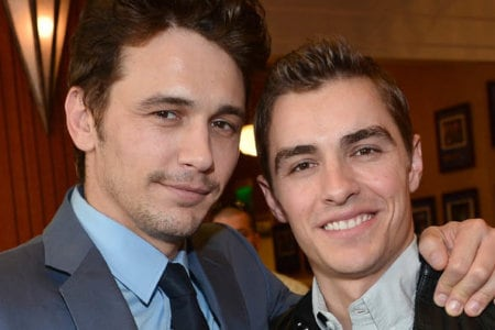 James Franco Honored With Star On The Hollywood Walk Of Fame