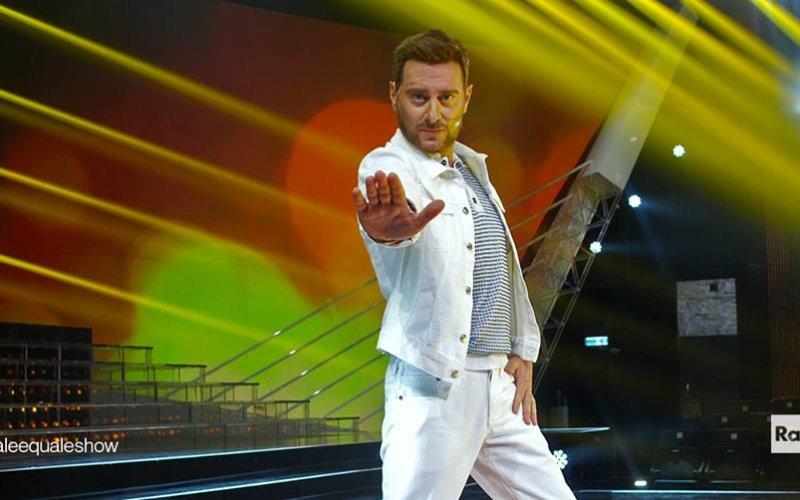 Enrico Papi Justin Timberlake
