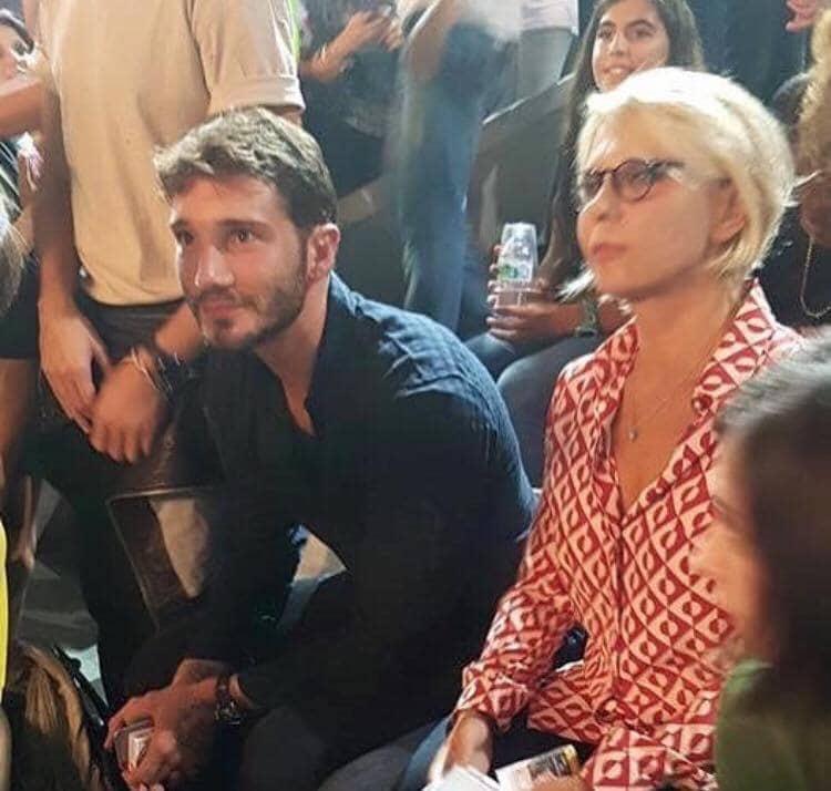 Stefano De Martino e Maria De Filippi