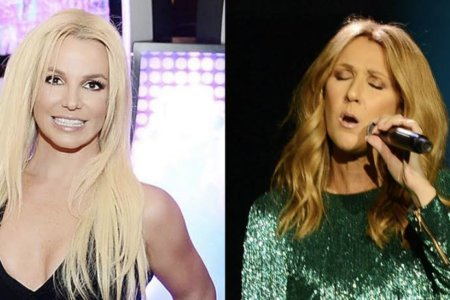britney spears celine dion