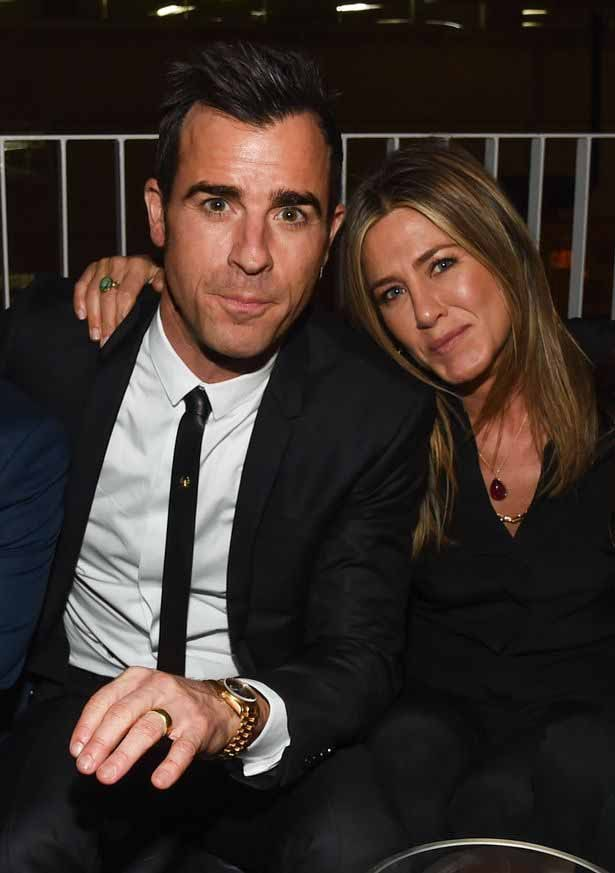 justin theroux e jennifer