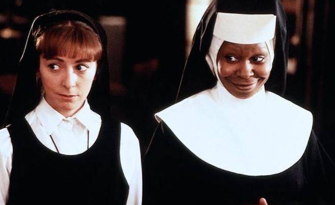 suore lesbiche sister act