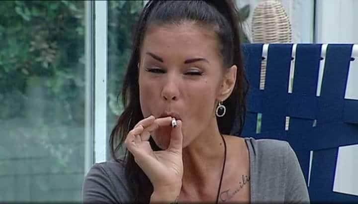 Antonella Mosetti Grande Fratello Vip (1)