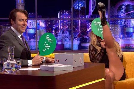 Britney Spears Jonathan Ross Show 2