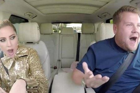 Lady Gaga Carpool Karaoke