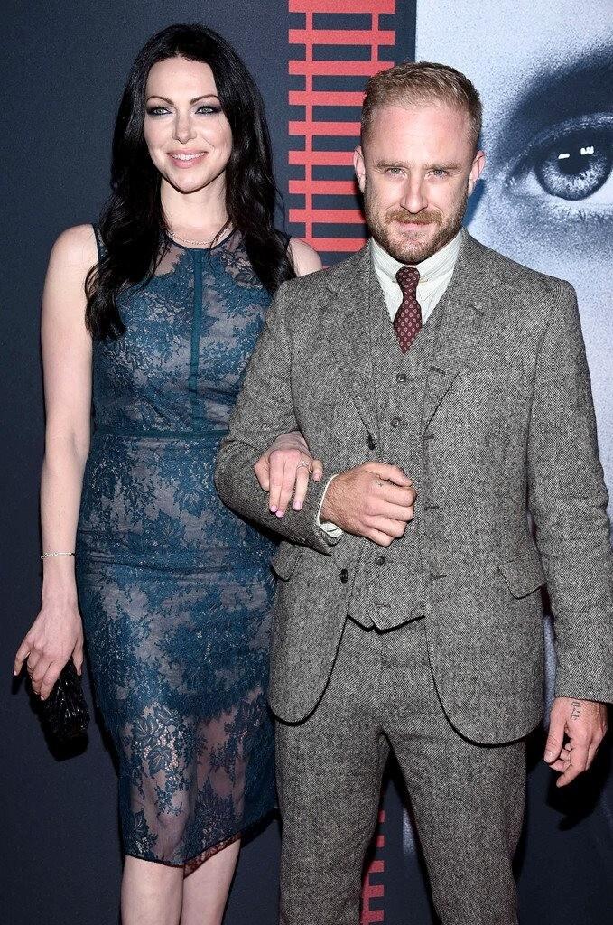 Laura Prepon sposa Ben Foster - le foto (1)