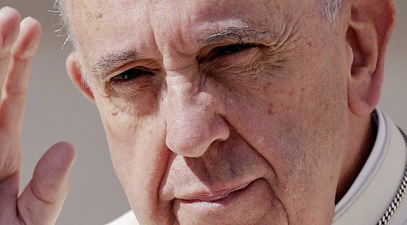 pope francis ugly
