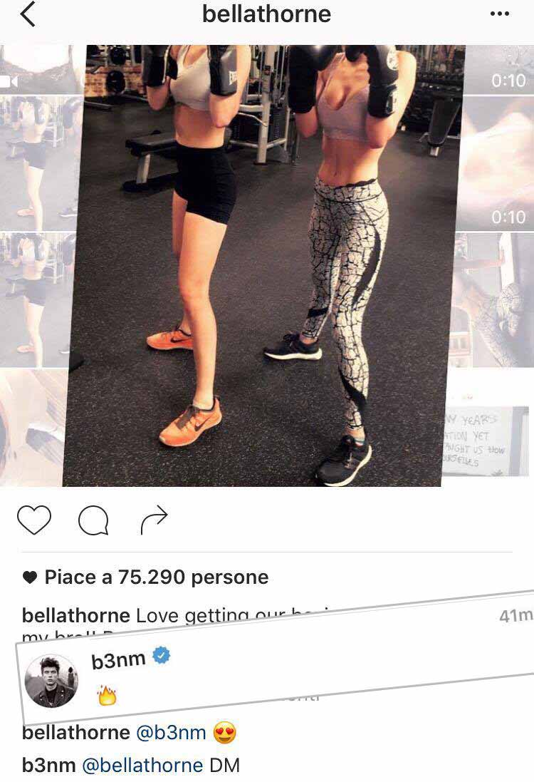 bella-thorne-e-benjamin-mascolo-instagram