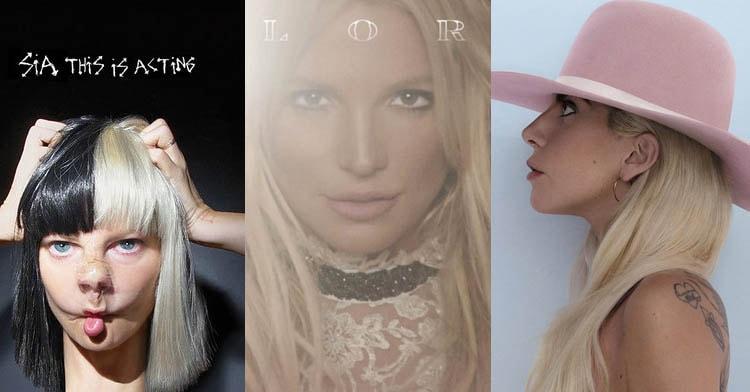 debut-sales-album-popstar-gaga-britney-ariana-sia-beyonce