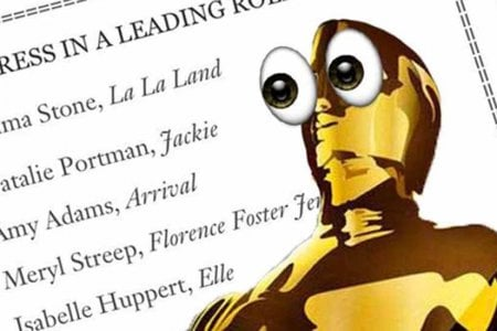 oscar epic fail