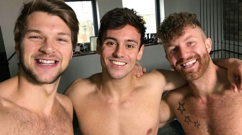 tom daley 3 workout you tube leaked video