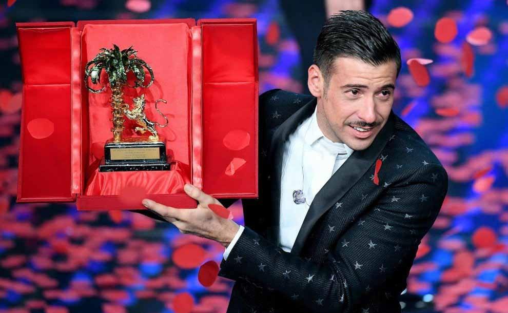 Francesco Gabbani Eurovision