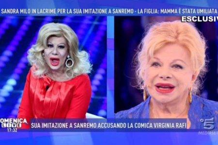 Sandra Milo Virginia Raffaele