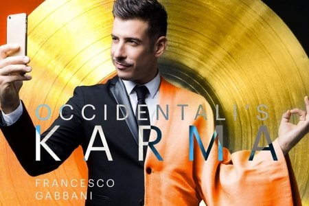 occidentali s karma disco d oro francesco gabbani