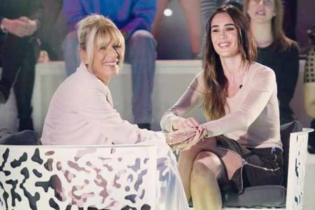 Gemma Galgani e Silvia Toffanin