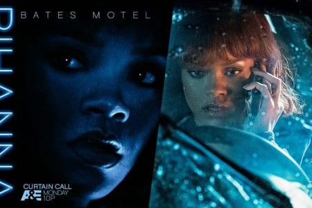 rihanna bates motel video episode