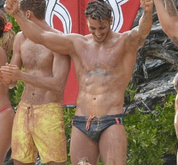 Ivan Gonzales Supervivientes