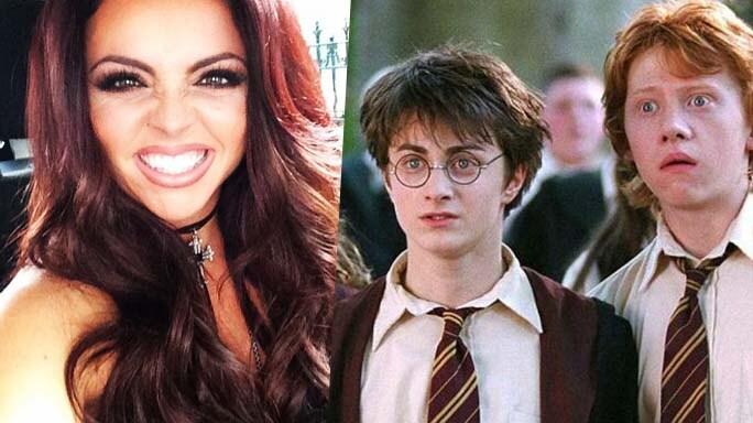 Jesy Nelson Delle Little Mix 16 Anni Fa Ha Recitato In Harry Potter