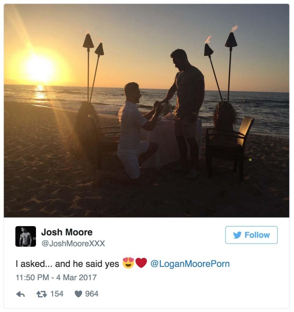 Logan Moore e Josh Rider