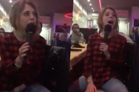 adagio ragazza canta