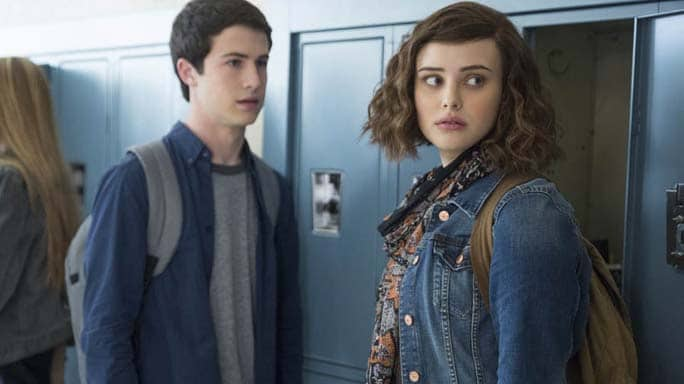 13 Reasons Why Hannah Baker And Clay