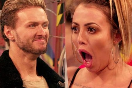 Kyle e Holly tattoo geordie shore