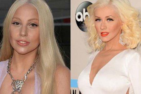 Lady Gaga e Christina Aguilera