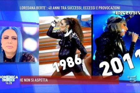 Loredana Berte e Lady Gaga