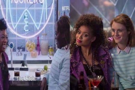 Orange Is The New Black, che vede Poussey e Taystee nelle vesti di Kelly e Yorkey di Black Mirror