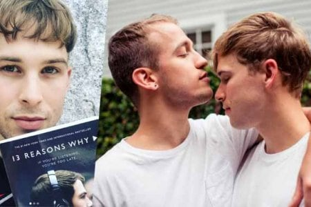 Tommy Dorfman 13 Reasons Why