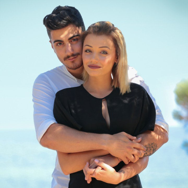Camilla e Riccardo Temptation Island 2017