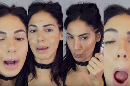 Giulia De Lellis Make Up Tutorial YouTube
