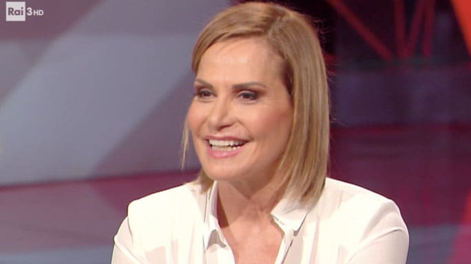Simona Ventura Carta Bianca